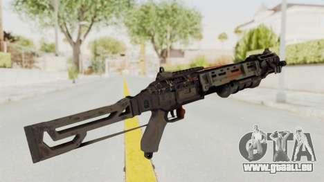 Black Ops 3 - KRM-262 pour GTA San Andreas deuxième écran