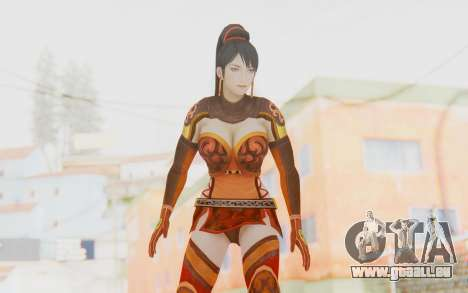 Dynasty Warriors 7 - Lian Shi v1 pour GTA San Andreas