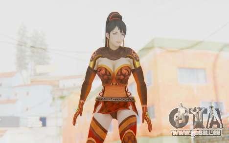 Dynasty Warriors 7 - Lian Shi v1 pour GTA San Andreas