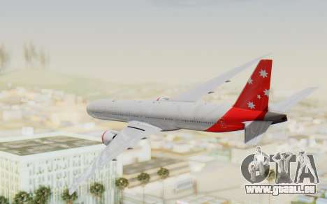 Boeing 777-300ER Virgin Australia v1 pour GTA San Andreas vue de droite