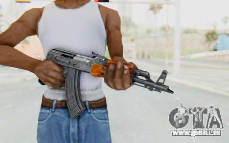 AK-47U v1 für GTA San Andreas