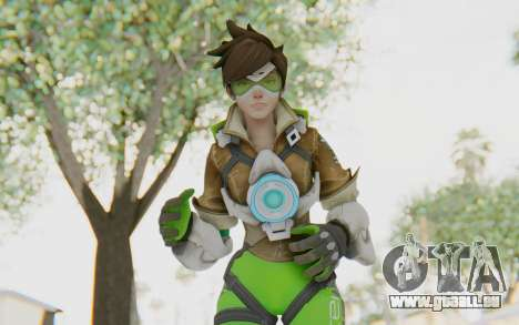 Overwatch - Tracer v3 pour GTA San Andreas