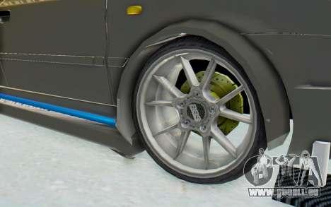 Ikco Soren Full Sport pour GTA San Andreas vue arrière