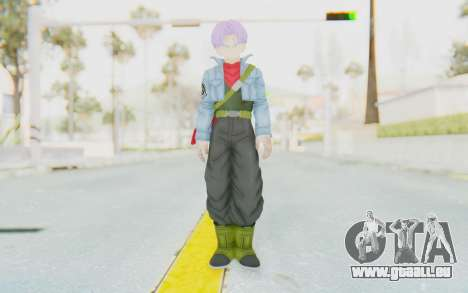 Trunks Del Futuro v1 für GTA San Andreas zweiten Screenshot