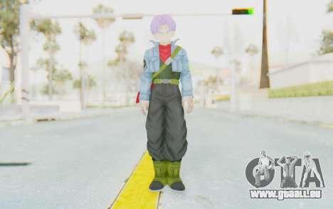 Trunks Del Futuro v1 für GTA San Andreas zweiten Screenshot