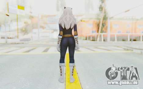 Marvel Future Fight - Black Cat (Claws) für GTA San Andreas dritten Screenshot