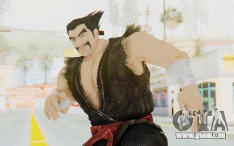 Heihachi Mishima (Young) für GTA San Andreas