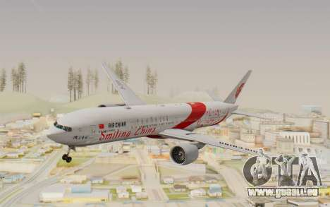 Boeing 777-300ER China Air für GTA San Andreas