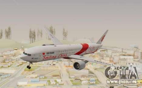 Boeing 777-300ER China Air für GTA San Andreas