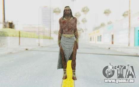 Poseidon v1 pour GTA San Andreas deuxième écran