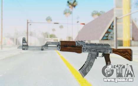 CS:GO - AK-47 Cartel für GTA San Andreas