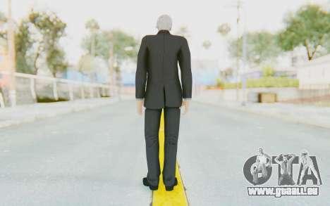 Lee Chaolan pour GTA San Andreas troisième écran