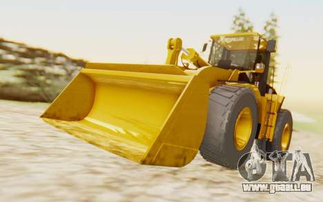 Caterpillar 966 GII pour GTA San Andreas