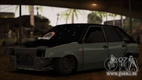 2109 Clochard pour GTA San Andreas