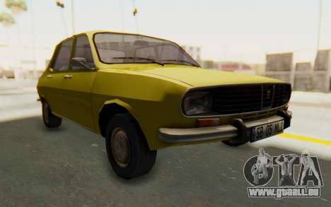 Dacia 1300 Stock für GTA San Andreas rechten Ansicht