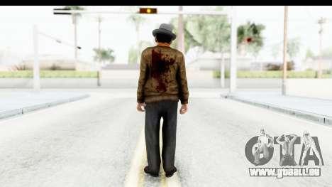 Mafia 2 - Marty Dead pour GTA San Andreas troisième écran