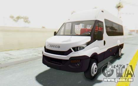 Iveco Daily Minibus 2015 pour GTA San Andreas