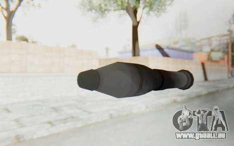 Missile from TF2 pour GTA San Andreas quatrième écran