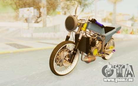 Kawasaki Ninja 150S Thailock pour GTA San Andreas