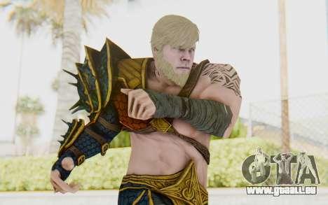Injustice 2 - Aquaman pour GTA San Andreas