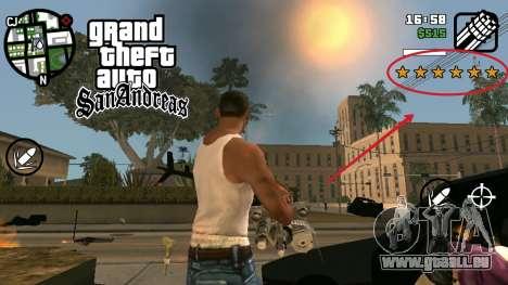 CLEO voulu pour GTA San Andreas