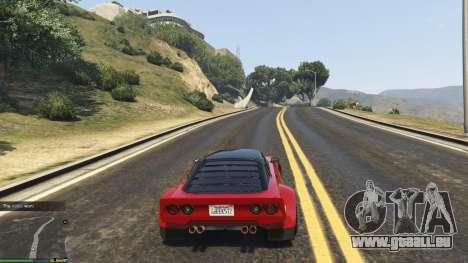 GTA 5 Faster AI Drivers 2.0 deuxième capture d'écran