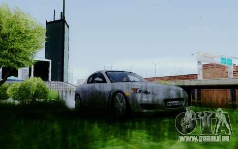 Mazda RX-8 für GTA San Andreas