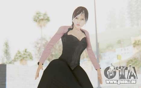 Linda Meilinda Kebaya Dark pour GTA San Andreas