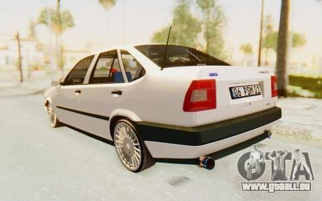Fiat Tempra Special TR pour GTA San Andreas vue de droite