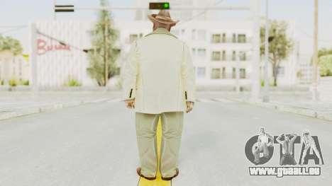 CrimeCraft - The Boss für GTA San Andreas dritten Screenshot