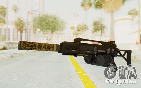 GTA 5 DLC Finance and Felony - Special Carbine für GTA San Andreas
