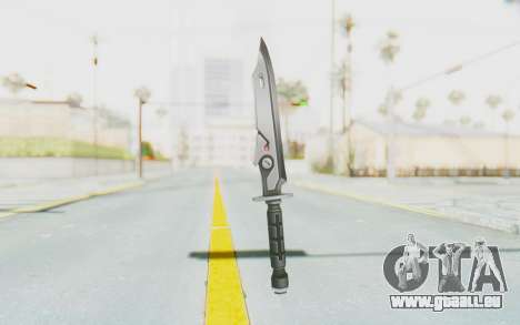 Seulbi Weapon für GTA San Andreas zweiten Screenshot