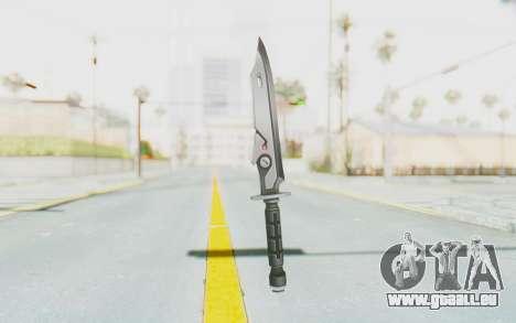 Seulbi Weapon pour GTA San Andreas deuxième écran
