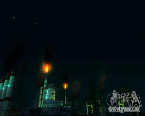 Réaliste ENB pour les moyennes PC V. 1 pour GTA San Andreas huitième écran