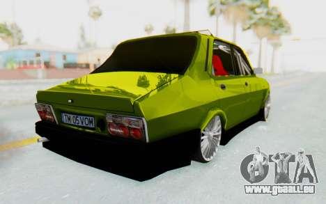 Dacia 1300 4x4 pour GTA San Andreas vue de droite