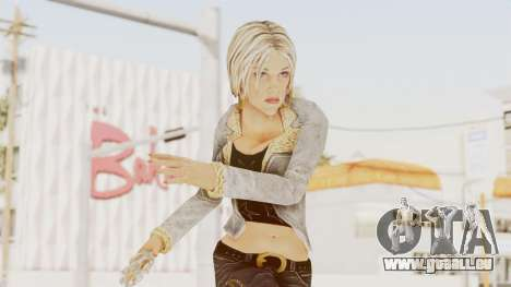 CrimeCraft - Russian Mafia Woman pour GTA San Andreas