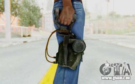 Mesmetron from Fallout 3 pour GTA San Andreas troisième écran