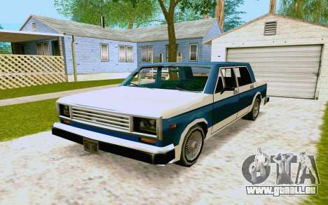 Bobcat Sedan pour GTA San Andreas