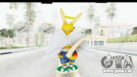 Kao Angel the Kangaroo Round 2 für GTA San Andreas dritten Screenshot