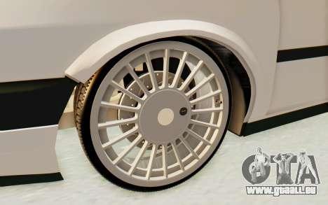 Fiat Tempra Special TR pour GTA San Andreas vue arrière