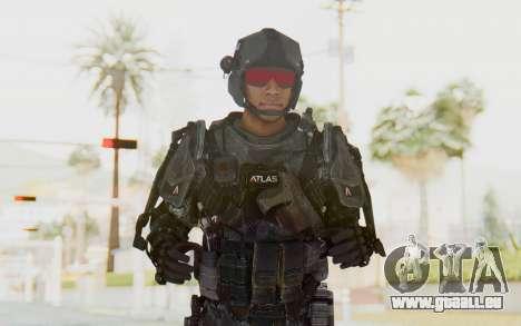 CoD Advanced Warfare ATLAS Soldier 2 pour GTA San Andreas