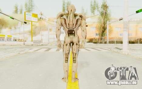 Marvel Heroes - Ultron Prime (AOU) pour GTA San Andreas troisième écran