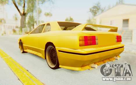 Elegy E30 für GTA San Andreas linke Ansicht