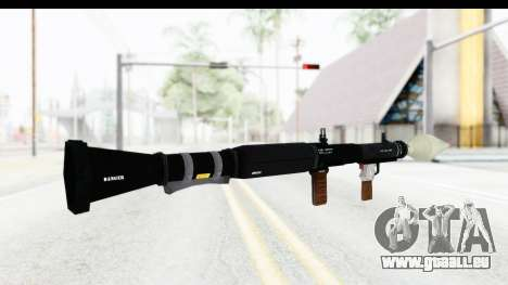 GTA 5 Shrewsbury Rocketlauncher für GTA San Andreas zweiten Screenshot