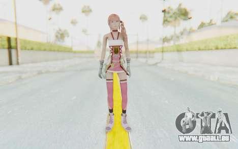 FinalFantasy XIII-2 - Serah für GTA San Andreas zweiten Screenshot