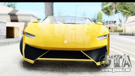 GTA 5 Pegassi Reaper v2 IVF für GTA San Andreas