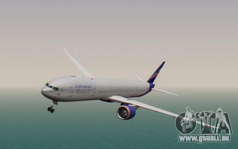 Boeing 777-300ER Aeroflot für GTA San Andreas