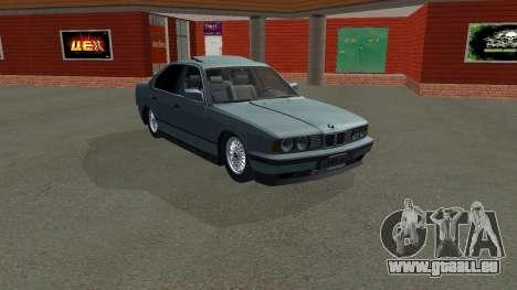 BMW 535i Gang pour GTA San Andreas