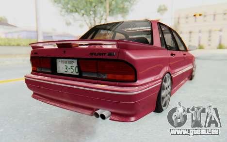 Mitsubishi Galant VR4 1992 für GTA San Andreas linke Ansicht