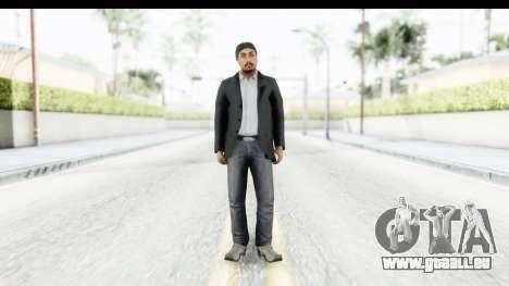 GTA 5 Mexican Gang 2 pour GTA San Andreas deuxième écran